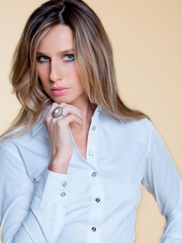 2f08f8f4d0864 Dudalina Camisas Femininas – Fotos e Modelos