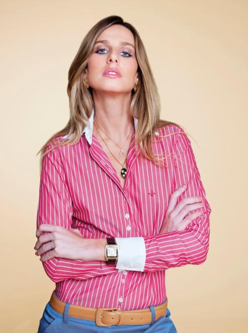 d3eab411aa8fa Eu adoro camisa, acho uma peça tão fácil de te deixar elegante… adorei a  novidade.